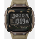 TIMEX Command Shock 54mm Resin Strap Tan Camo Watch