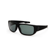 SPY MC3 Polarized Soft Matte Black Sunglasses