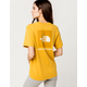 THE NORTH FACE Red Box Gold Womens Tee