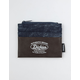 DICKIES Zippered Brown Card Holder Wallet