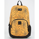 RVCA Estate II Yellow Backpack