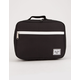 HERSCHEL SUPPLY CO. Pop Quiz Black Lunch Box