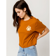 HURLEY Scene Out Womens Crop Tee