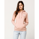 THE NORTH FACE Red Box Pink Womens Hoodie