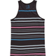 BLUE CROWN British Invasion Mens Tank