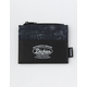 DICKIES Zippered Black Card Holder Wallet