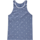 BLUE CROWN Anchors Away Mens Tank
