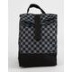 VANS Mow Black Checkerboard Lunch Bag