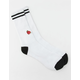 BLUE CROWN Rose Mens Crew Socks