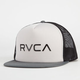 RVCA Monument Mens Trucker Hat