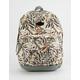 O'NEILL Gray Fog Shoreline Gray Backpack
