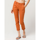 SKY AND SPARROW Roll Cuff Womens Cargo Pants