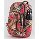 BILLABONG Roadie Pink & Black Backpack