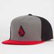 VOLCOM Stone Color Boys Snapback Hat