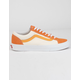 VANS Retro Sport Style 36 Amber Glow & Warm Glow Shoes