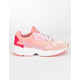 ADIDAS Falcon Ecru Tint & Icey Pink Womens Shoes