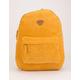 BILLABONG School's Out Corduroy Mustard Backpack