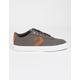 CONVERSE Courtlandt Carbon Gray & Warm Tan Mens Shoes