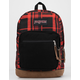 JANSPORT Right Pack Expressions Red Diamond Plaid Backpack
