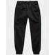 VOLCOM Frickin Slim Black Mens Jogger Pants