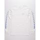 VANS Full Patch Gradient White Mens T-Shirt