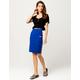 ADIDAS Ribbed Skirt