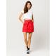 DICKIES Utility Red Skirt