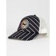 BILLABONG Heritage Mashup Black & White Womens Trucker Hat