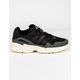 ADIDAS Yung-96 Core Black & Off White Shoes