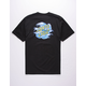 SANTA CRUZ Great Wave Dot Mens T-Shirt