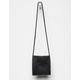 Beaded Black Mini Crossbody Bag