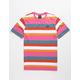 HUF Hope Stripe Mens T-Shirt