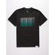 DIAMOND SUPPLY CO. Stacked Logo Mens T-Shirt