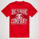 DC SHOES Touchback Mens T-Shirt