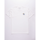 RIOT SOCIETY Pelican Embroidery Mens T-Shirt