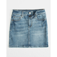 RSQ Vintage Medium Wash Girls Skirt