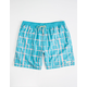 PUBLIC ACCESS Griddy Mens Volley Shorts