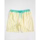 CYA Calloway Vertical Stripes Mens Volley Shorts