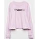 VANS Funnier Times Pink Girls Tee