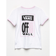 VANS Every Year Girls Ringer Tee