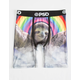 PSD Sloth Rainbow Boys Boxer Briefs