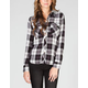 HURLEY Wilson Womens Hooded Shirt
