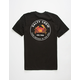 SALTY CREW Soft Shell Black Boys T-Shirt