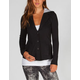 HURLEY Winchester Womens Hooded Blazer