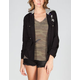 HURLEY Wilson Novelty Womens Hooded Shirt
