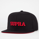 SUPRA Mark Starter Mens Snapback Hat
