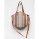 T-SHIRT & JEANS Tambie Natural Round Tote Bag