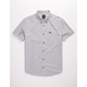 RVCA That'll Do Stretch Charcoal Mens Shirt