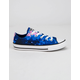 CONVERSE Chuck Taylor All Star Miss Galaxy Girls Low Top Shoes