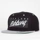 ASHBURY Script Vintage Mens Snapback Hat